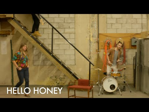 Ivory Hours - Hello Honey