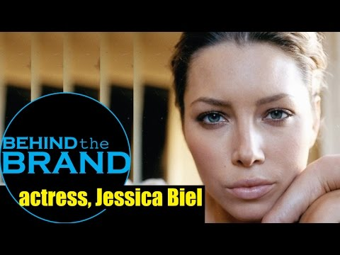 Jessica Biel Behind the Brand