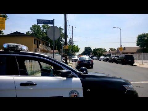 США | Самые опасные районы Лос-Анджелеса | Русский в гетто