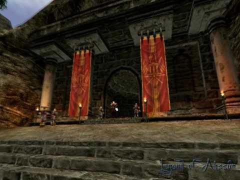 Gothic 2 Mod - Legend of Ahssûn LoA - Temple