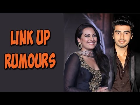 Arjun Kapoor's and Sonakshi Sinha's link up rumors not helping the film