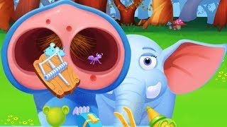 Fun Animals Care Kids Games – Kids Learn Play Care Jungle Animals Games For Kids By Libii