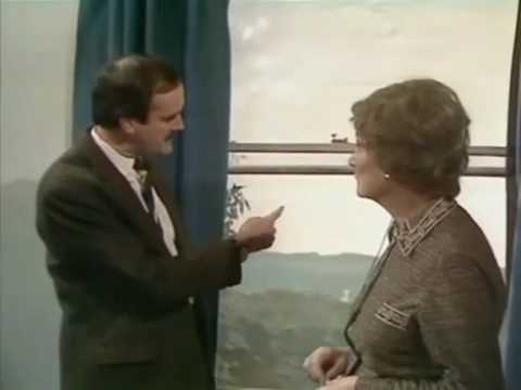 P3 Professionals Quality Criteria Fawlty Towers Video