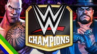 WWE CHAMPIONS - CANDY CRUSH + WWE ALL STARS (PT-BR)