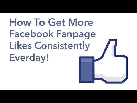 How To Get More Facebook Page Likes Consistently, Everyday!
