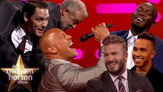Download Lagu The Best Of Sport Stars On The Graham Norton Show! Gratis Mp3 Pedia