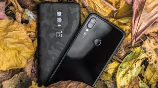 Redmi Note 7 Pro vs OnePlus 6T Camera Comparison - Truth or Lie?