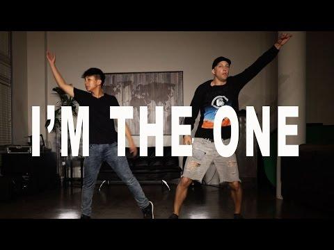 """I'M THE ONE"" - DJ Khaled ft Justin Bieber Dance | @MattSteffanina ft Kenneth San Jose"