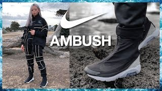 AMBUSH X NIKE AIRMAX 180 | Review + On Feet