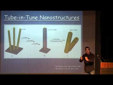 Fernando Patolsky - Nanomaterials: From Synthesis to Applications