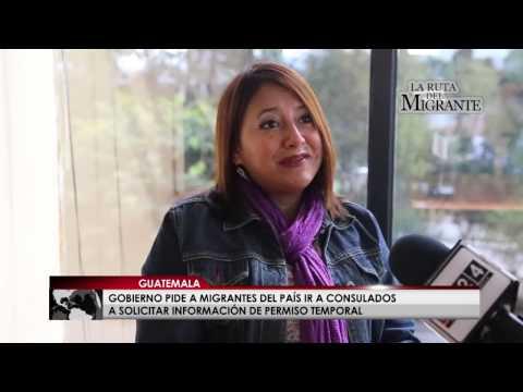 Reacciones guatemaltecas ante anuncio migratorio de presidente de EE UU Barack Obama