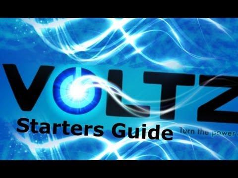 Voltz - Starters Guide - Minecraft Technic Launcher - Tutorial