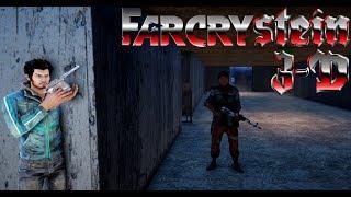 FarCry 4 Custom Map: 'Wolfenstein 3D' gameplay playthrough