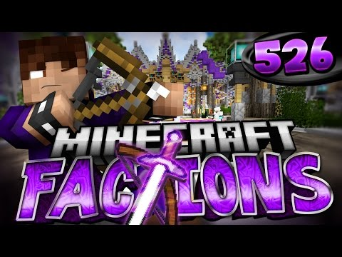 Minecraft: Factions Let's Play! Episode 526 - OCTAGONAL DEFENSE?!