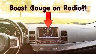 Every Mitsubishi Evo X Needs This Radio!
