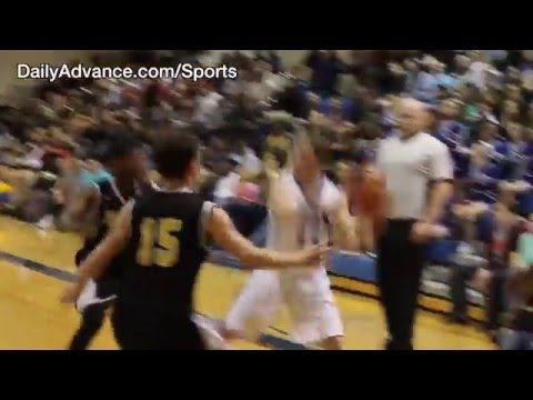 The Daily Advance sports highlights | 1A Boys Basketball East Second Round — Hobbton at Camden
