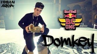 Wywiad z Bboy Domkey (Red Bull BC One)