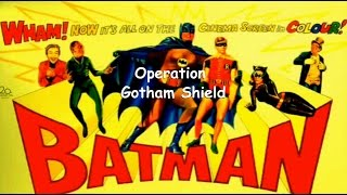 Gotham Shield: Soldiers In Line Getting Gas, Fresh Video