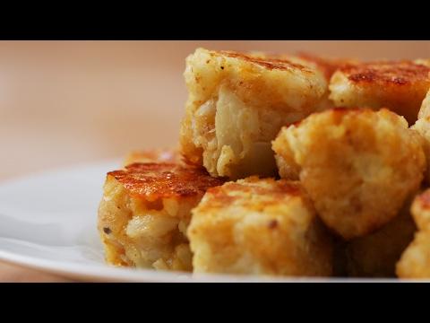 Cauliflower Tots thumbnail