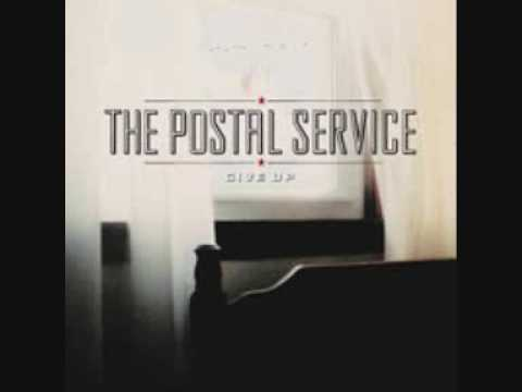 Brand New Colony-The Postal Service. LYRICS.