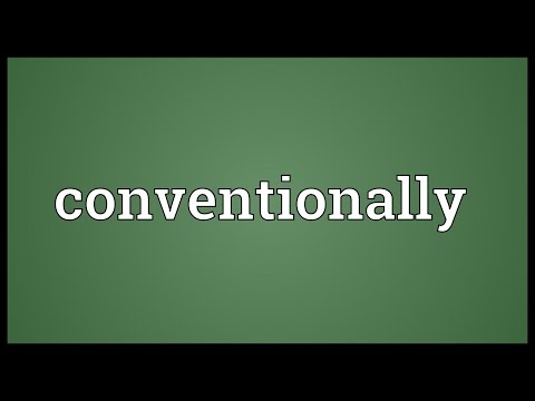Header of conventionally