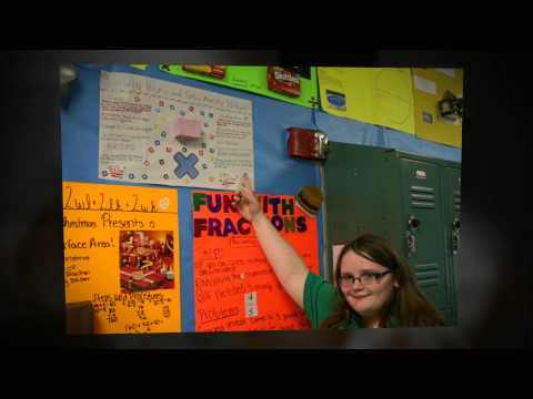 Fontainebleau Junior High School- Hurricane Highlights 2014