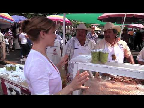Pati Jinich - Carnitas in Quiroga, Mexico