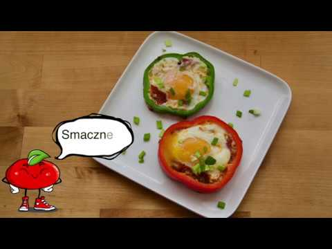 Jajko Sadzone W Papryce - Pomysł Na Pyszne śniadanie