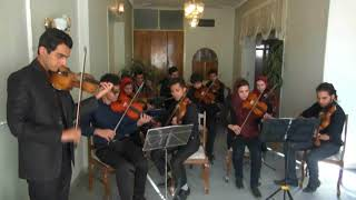 VIVALDI Violin Concerto in A minor Mov. 3