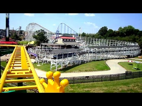 If the name and the coaster seem familiar, chances are you ridden or heard of this Zamperla Twister Coaster 420STD Wild Mouse when it was at Six Flags Great ...
