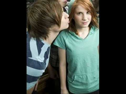 hayley and josh admit to dating