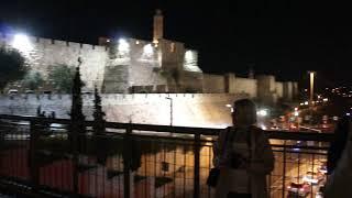 Старый Иерусалим. Яффские ворота
