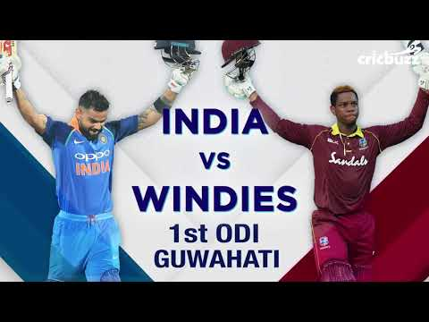 India vs west indians match highlights