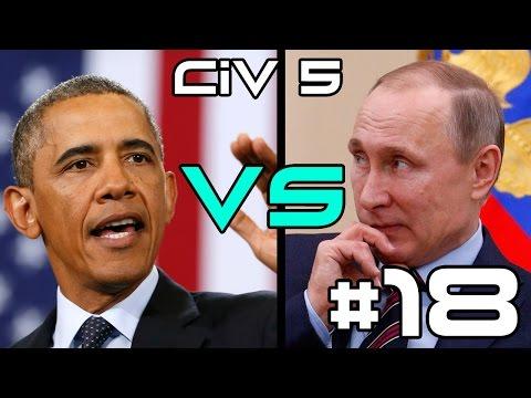 Civ 5 Russia vs The World - Massive Debt! #18