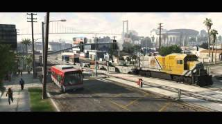 GTA 5 Grand Theft Auto V Gameplay||Neron