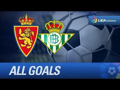 Real Zaragoza 2-2 Real Betis