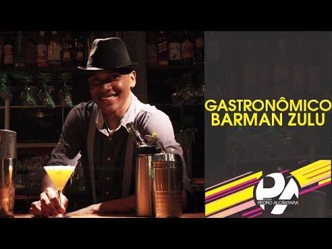 Gastronômico com o bartender Zulu