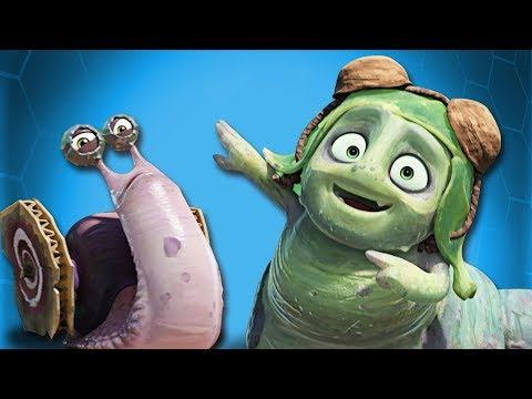Insectibles | Episode #4 The Defraudables | 3D Cartoons For Kids | Oddbods & Friends