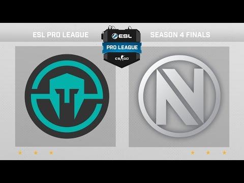 CS:GO - Immortals vs. EnVyUs [Cbble] - Finals ESL Pro League Season 4 - Day 1 - Group A
