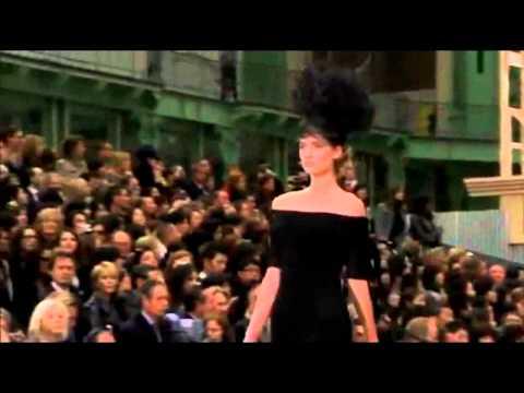 German beauty, Top model - Toni Garrn for Chanel (mix runway )