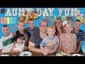 Aunt Day FUN! Surprise Cookie Decorating!! -