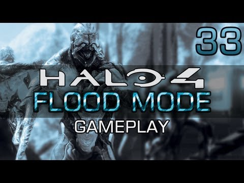 Halo 4: Flood - on Serenity - INFECTION - W/Commentary