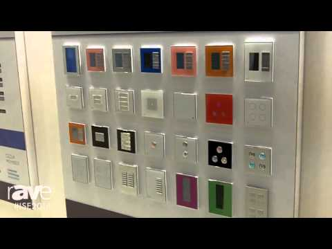 ISE 2016: HDL Automation Shows Intelligent Keypad and Modules