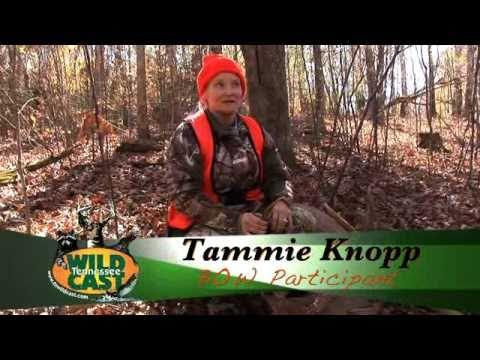 Becoming an Outdoors Woman Muzzleloader Hunt 2010