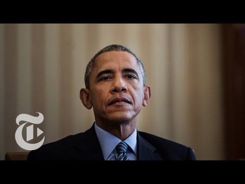 Iran Nuclear Deal: Obama on Israel & U.S. Congress | EXCLUSIVE INTERVIEW | The New York Times
