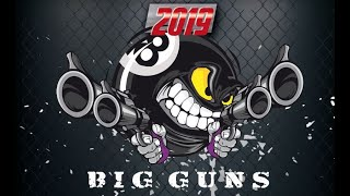 Big Guns 2019 Day 3 Super 16 - Justin Sajich v Ben Foster amp Johl Younger v Marc Robertson