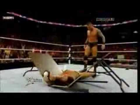 WWE Top 10 Moves of Randy Orton 2013 Must watch !