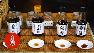 Five Generations of Making Soy Sauce the Traditional Way