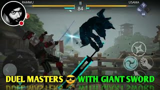 Shadow Fight 3 || Duel MASTER 😎 With Old Timer