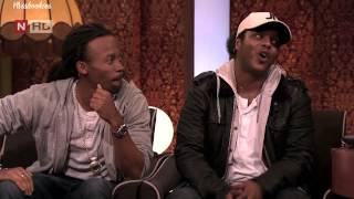 Ylvis Video - Ylvis talking African English to Madcon ( English subtitles)